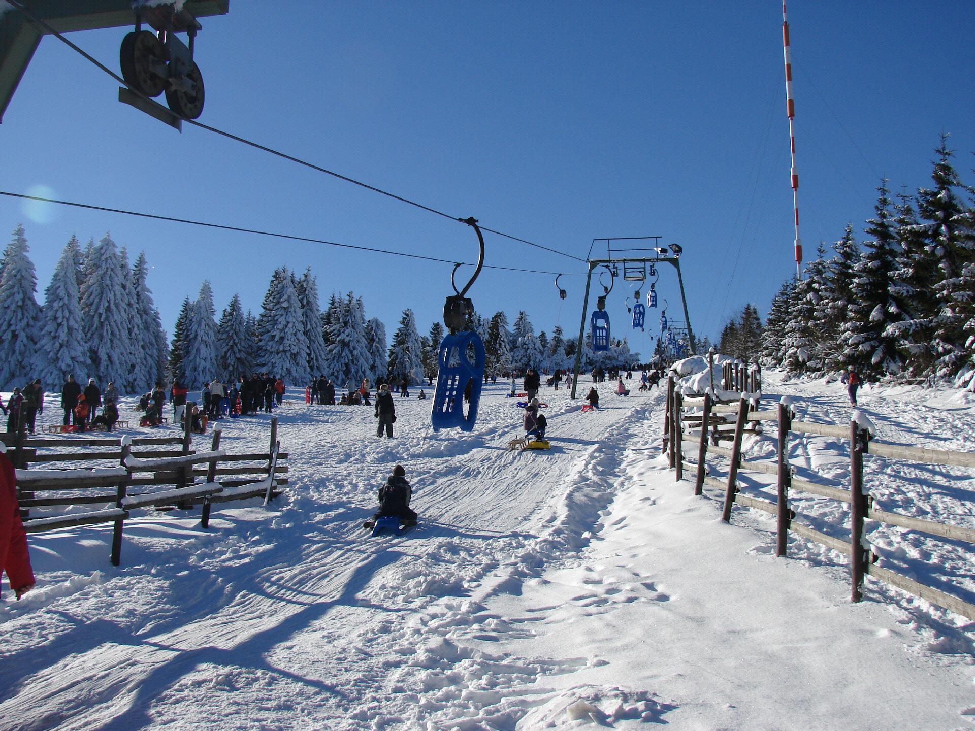harz schneehöhen